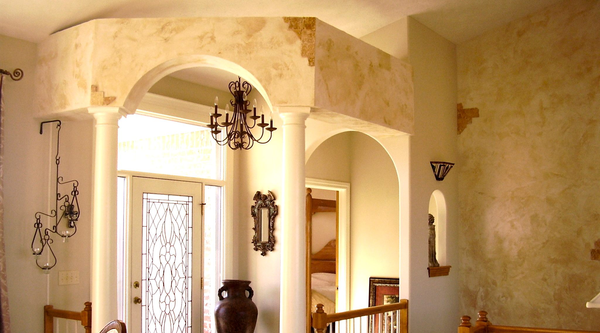 Awesome Wall Glaze Colors Frieze - Wall Art Collections ...